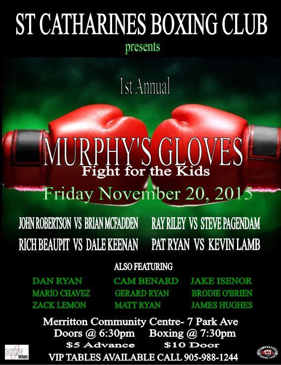 murphy's gloves 2015 #1
