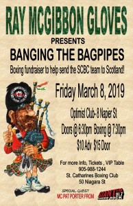 RAY MCGIBBON BANGING THE BAGPIPES POSTER 11 X17 2019.jpg #1